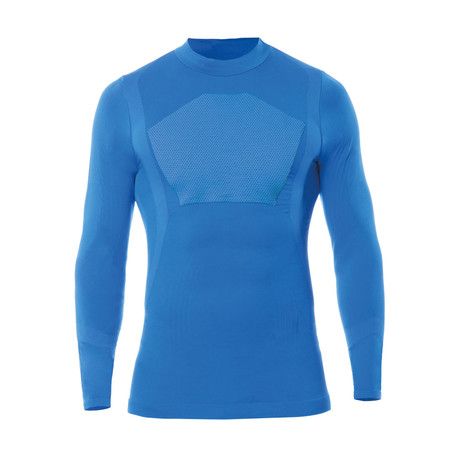 VivaSport // Long Sleeve T-Shirt // Blue (S/M)