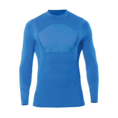 VivaSport // Long Sleeve T-Shirt // National Blue (S/M)