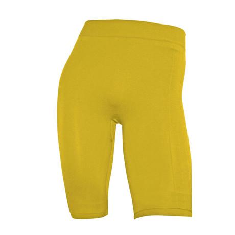 VivaSport // Senior Short Pants // Yellow (S/M)
