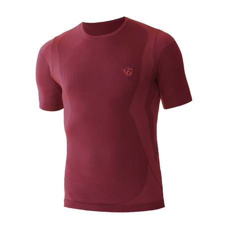VivaSport // 5 Long Sleeve T-Shirt // Granata (S/M)