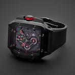 CVSTOS Chronograph Automatic // 9040CHE50HFAN01 // Store Display