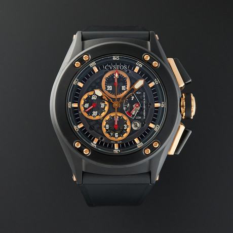 CVSTOS Chronograph Automatic // 11016CHR50ANB51 // Store Display