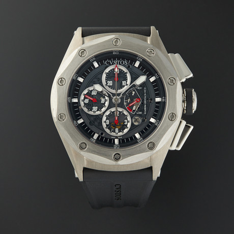 CVSTOS Chronograph Automatic // 11016CHR50TILH1 // Store Display