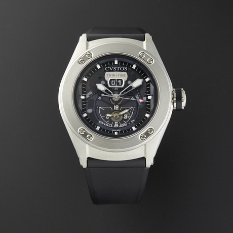 CVSTOS Automatic // 4008TTRAC 01 // Store Display