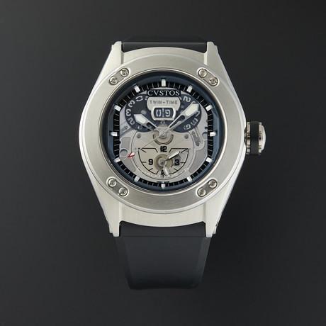CVSTOS Automatic // 4008TTRAC 02 // Store Display