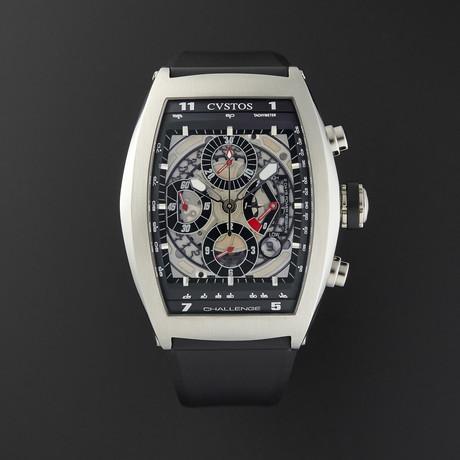 CVSTOS Chronograph Automatic // 4002CHCHAC 02 // Store Display