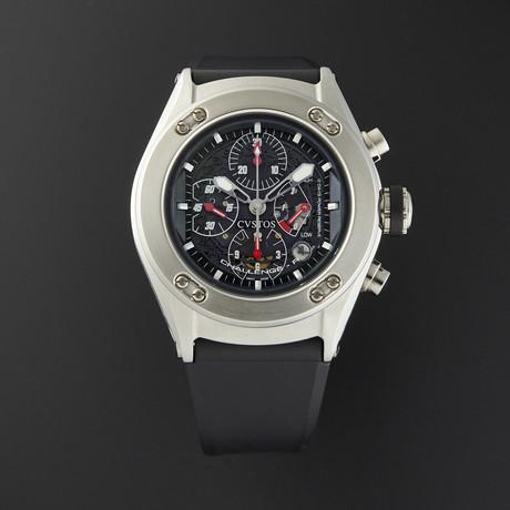 CVSTOS Chronograph Automatic // 4009R44AC 01 // Store Display