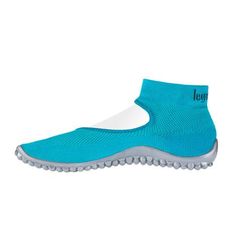 Ladies Ballerina // Turquoise (Size XS // 6-7)