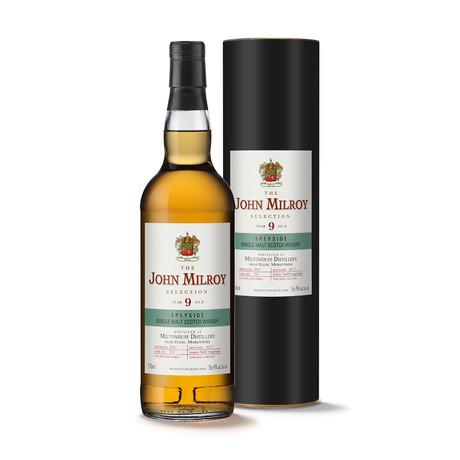 John Milroy Miltonduff 9 Year Scotch Whisky