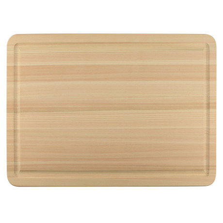 Hinoki Cutting Board (X-Large)