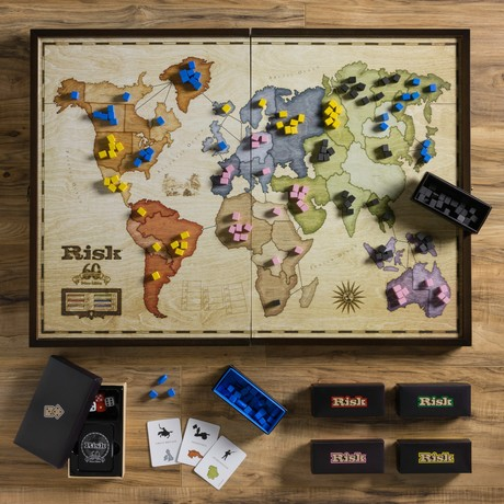 Risk 60th Anniversary Deluxe Edition