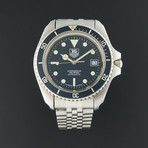 Tag Heuer Vintage Submariner Automatic // 980.033 // Pre-Owned