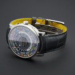 Louis Vuitton Escale Time Zone Automatic // Q5D20 // Pre-Owned