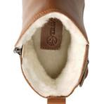 Women's Ava Shoe // Cognac (Euro: 37)
