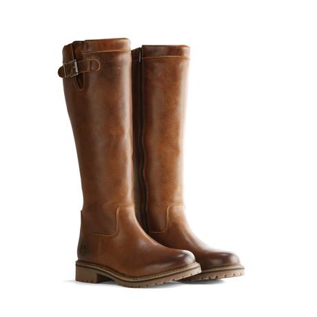 Women's Daneborg Shoe // Cognac (Euro: 36)