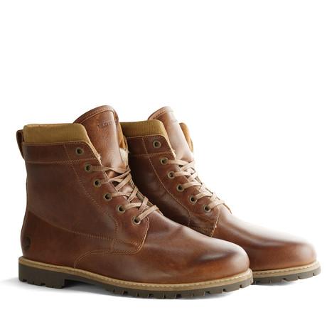 Men's Esbjerg Shoe // Cognac (Euro: 40)