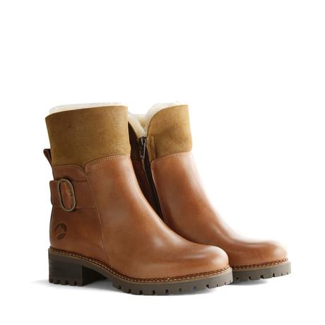 Women's Gete Shoe // Cognac (Euro: 36)