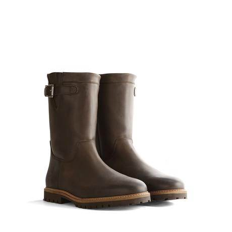 Men's Meldal Shoe // Dark Brown (Euro: 36)
