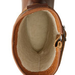 Men's Island Shoe // Cognac (Euro: 42)