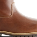 Men's Island Shoe // Cognac (Euro: 43)