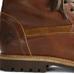 Men's Nordfold Shoe // Cognac (Euro: 40)