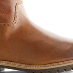 Men's Vimpeli Shoe // Cognac (Euro: 44)