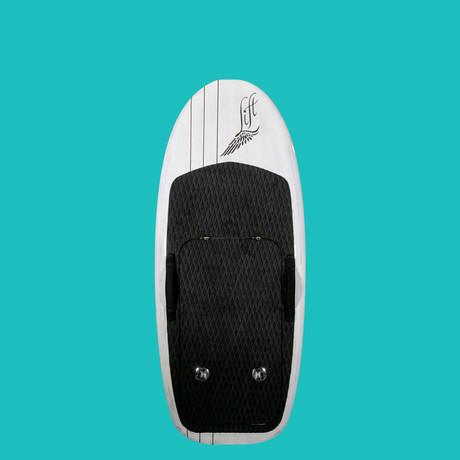 """Lift eFoil // 5'0""""Sport + 170 Classic (Carbon Black)"""