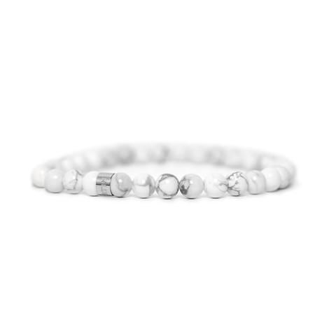 Marbelous Bracelet // Gray