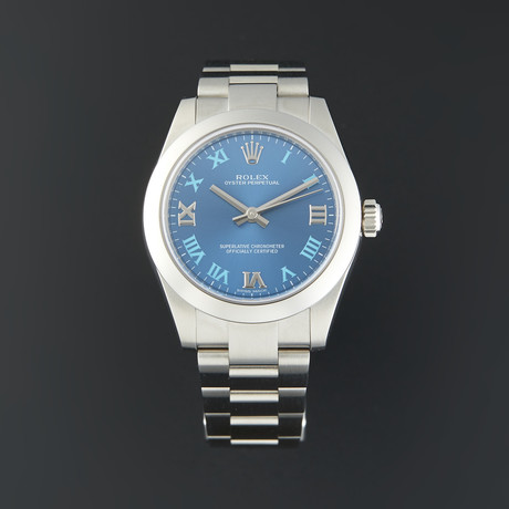 Rolex Oyster Perpetual 31 Automatic // 177200 // Scrambled Serial // Pre-Owned