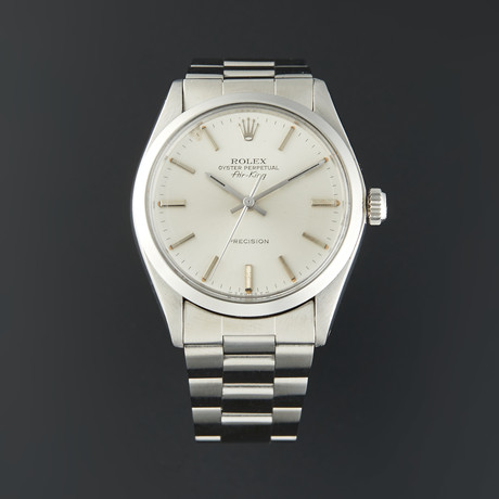 Rolex Airking Automatic // 5500 // 6 Million Serial // Pre-Owned
