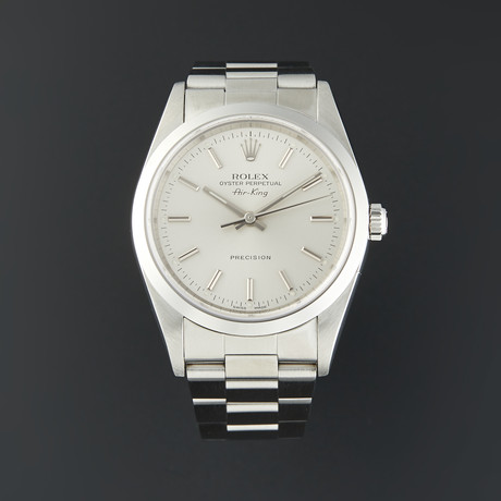 Rolex Airking Automatic // 14000 // F Serial // Pre-Owned