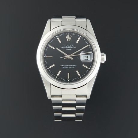 Rolex Date Automatic // 15200 // K Serial // Pre-Owned
