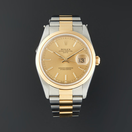Rolex Date Automatic // 15203 // D Serial // Pre-Owned