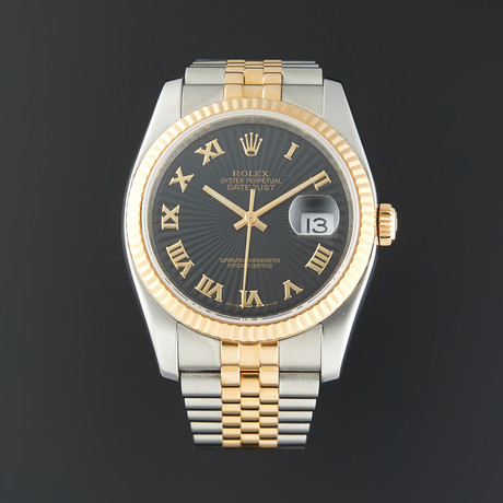 Rolex Datejust 36 Automatic // 116233 // G Serial // Pre-Owned