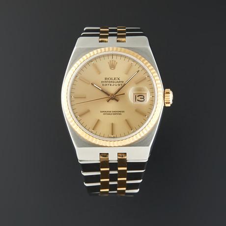 Rolex Datejust 36 Quartz // 17013 // 9 Million Serial // Pre-Owned