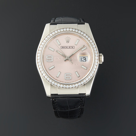 Rolex Ladies Datejust Automatic // 116189 // D Serial // Pre-Owned
