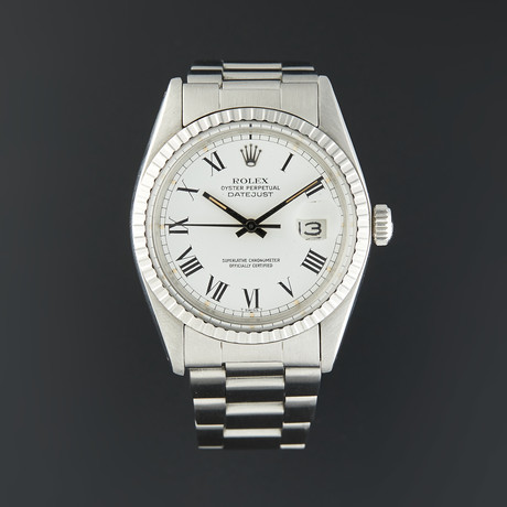 Rolex Datejust 36 Automatic // 16030 // 6 Million Serial // Pre-Owned