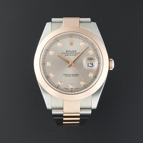 Rolex Datejust 41 Automatic // 126331 // Scrambled Serial // Pre-Owned