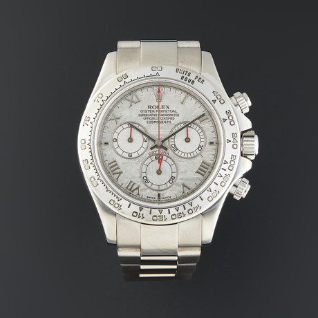 Rolex Daytona Cosmograph Automatic // 116509MTAO // D Serial // Pre-Owned