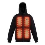 Reversible Heated Puffy Sweatshirt (Small)