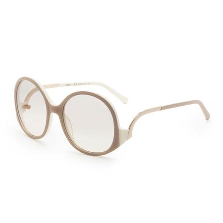 Chloe // Women's CE707 Sunglasses // Gray