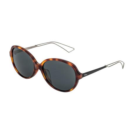 Women's CONFIDENT Sunglasses // Havana + Smoke