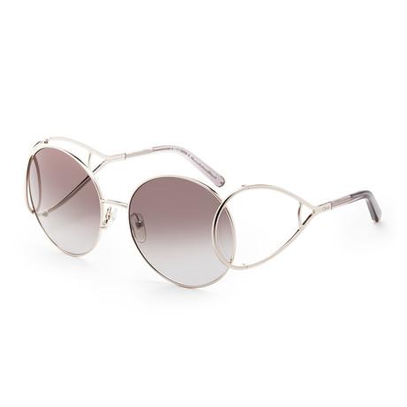 Chloe // Women's CE124 Sunglasses // Gold III