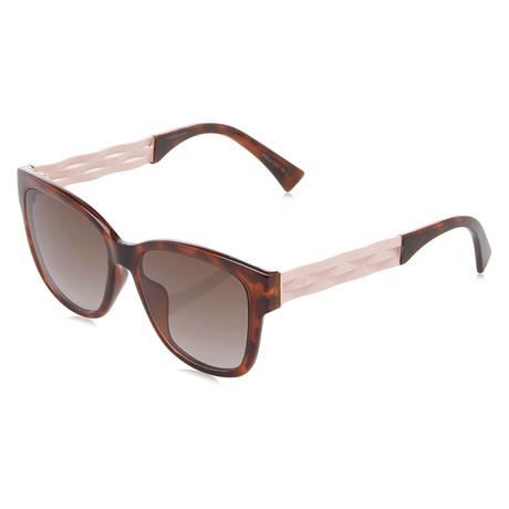 Christian Dior // Women's RIBBON Sunglasses // Havana