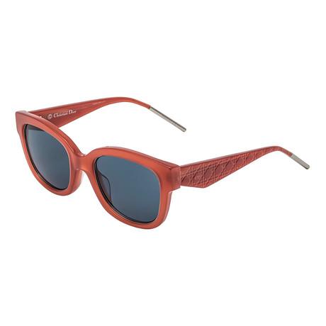 Women's VERY Sunglasses // Red
