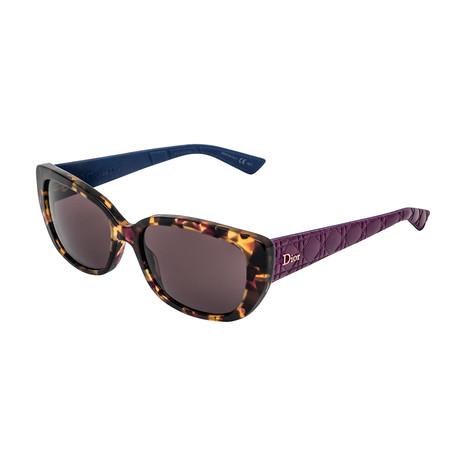 Christian Dior // Women's LADY Sunglasses // Violet Havana