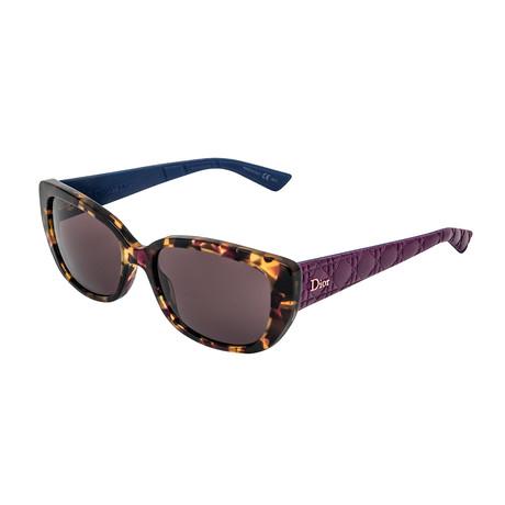 Christian Dior // Women's LADY Sunglasses // Black