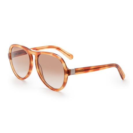 Chloe // Women's CE716 Sunglasses // Blonde Havana