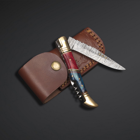 Makhi Folding knife // 05