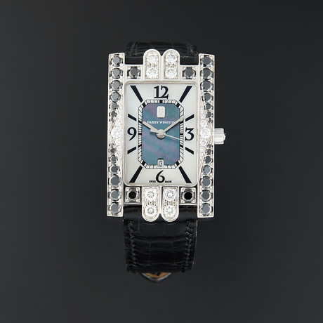 Harry Winston Ladies Avenue Classic Quartz // 310UQW // Pre-Owned